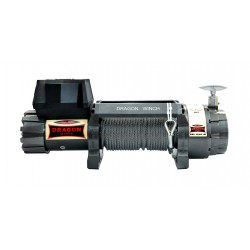 Offroad naviják Dragon Winch Highlander DWH 12000 HD, 24V, syntetické lano.