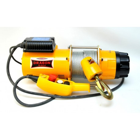 Elektrický lanový kladkostroj Dragon Winch Industrial KDJ-300 E1