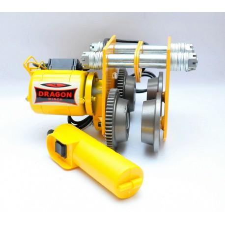 Elektrický pojezd pro kladkostroje 1T Dragon Winch Industrial 02