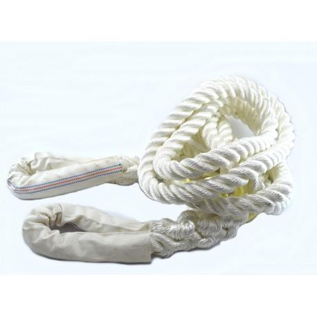 Kinetické lano 8 m 28 mm