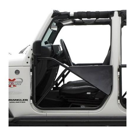 Tubular doors Smittybilt - Jeep Wrangler JK 2 door