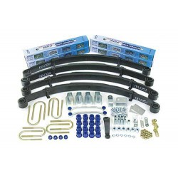 "3,5"" BDS Lift Kit - Jeep Wrangler YJ"