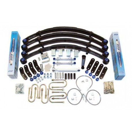 "4,5"" BDS Lift Kit - Jeep Wrangler YJ"