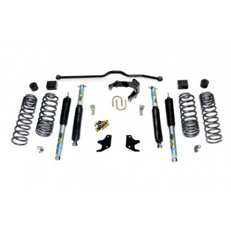 "2,5"" Lift Kit Suspension AEV Dual Sport XT - Jeep Wrangler JK 4 door"