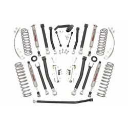 "4"" Rough Country X Series Lift Kit - Jeep Wrangler JK 2 door"