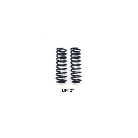 "Front coil springs BDS - Lift 2"" - Jeep Cherokee XJ"