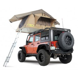 Overlander Roof Tent SMITTYBILT - Jeep Wrangler JK
