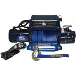 Superwinch TALON 9.5i SR 12V electric winch (synthetic rope & aluminium fairlead)