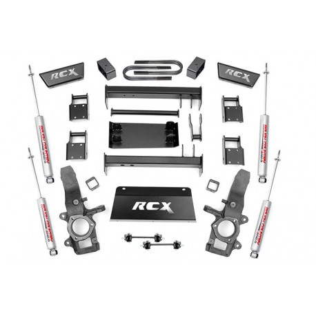 "5"" Rough Country Lift Kit - Ford F150 4WD 97-03"
