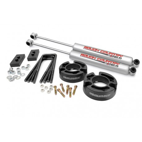 "2,5"" Rough Country Lift Kit - Ford F150 4WD 04-08"