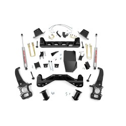 "6"" Rough Country Lift Kit - Ford F150 4WD 04-08"