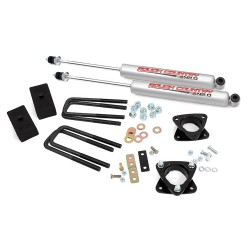 """2,5"""" Rough Country Lift Kit - Toyota Tundra 4WD 99-06"""