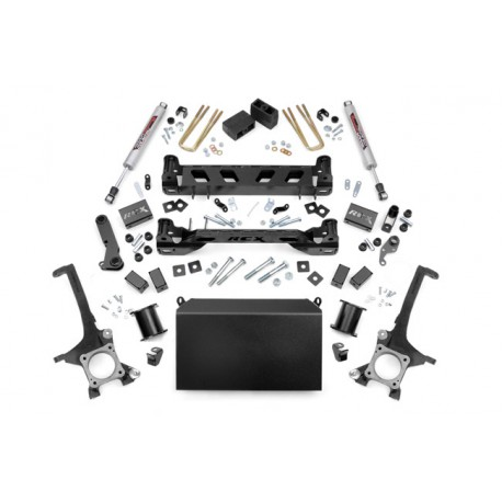 "4,5"" Rough Country Lift Kit - Toyota Tundra 4WD 07-15"