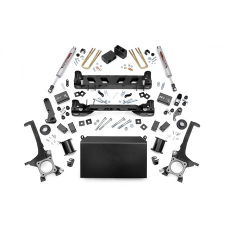 "6"" Rough Country Lift Kit - Toyota Tundra 4WD 07-15"