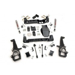 "4"" Rough Country Lift Kit - Dodge RAM 1500 4WD 06-08"