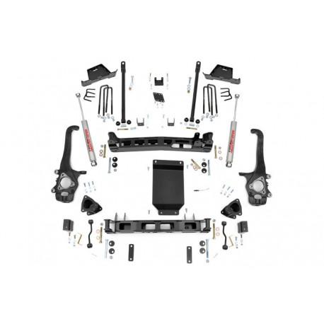 "6"" Rough Country Lift Kit - Nissan Titan 04-12"