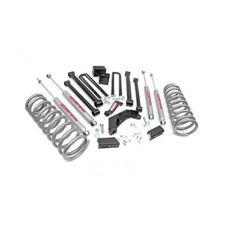 "5"" Rough Country Lift Kit - Dodge RAM 1500 00-01"