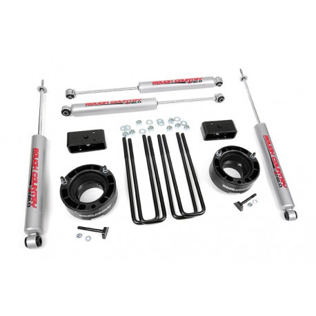 "2,5"" Rough Country Lift Kit Nitro - Dodge RAM  1500 94-01"