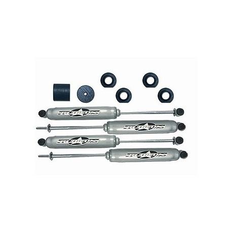 """2"""" Rubicon Express Lift Kit suspension - Jeep Wrangler TJ"""