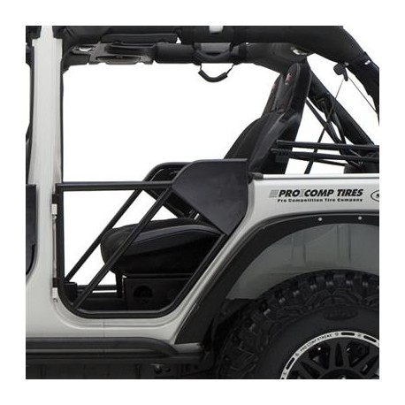 Rear tubular doors Smittybilt - Jeep Wrangler JK 4 door