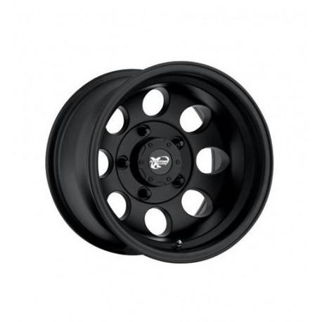 "Alloy wheel 8x16"" 5x114,3 ET -12 - ProComp Model 7069 Flat Black - Jeep Cherokee XJ"