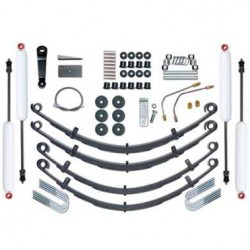"4"" Rubicon Express Lift Kit suspension - Jeep Wrangler YJ"