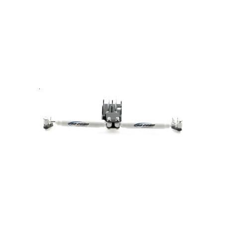 Double Steering Stabilizer PRO COMP ES2000 - Jeep Wrangler JK