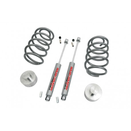"3"" Rough Country Lift Kit suspension - Jeep Liberty KJ"