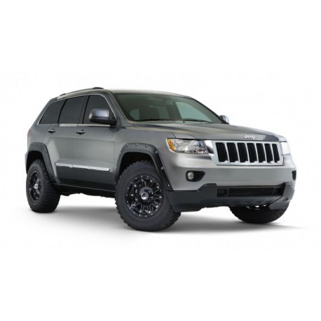 Fender Flares BUSHWACKER Pocket Style - Jeep Grand Cherokee WK2
