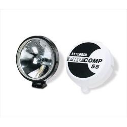 "Light 100W 6"" Black Pro Comp"