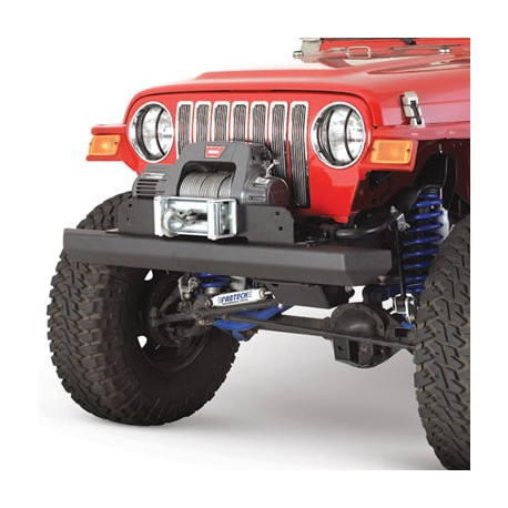 Front Bumper Classic Rock Crawler - Jeep Wrangler YJ