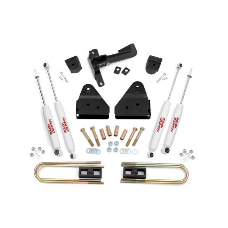 "3"" Rough Country Lift Kit - Ford F250 4WD 05-07"