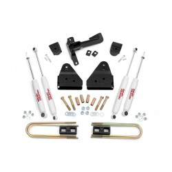 "3"" Rough Country Lift Kit - Ford F250 4WD 08-10"