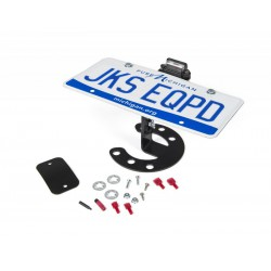 Spare Tire Licence Plate Mount JKS - Jeep Wrangler YJ