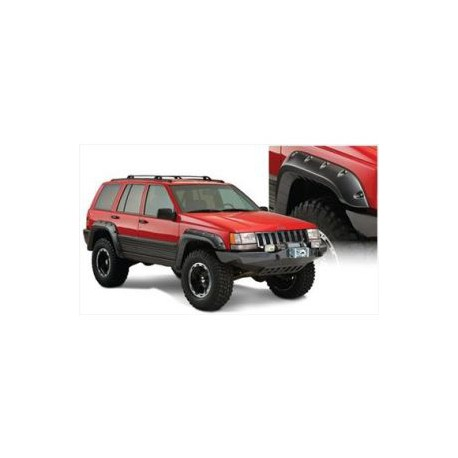 Fender Flares Bushwacker Cut-Out Style - Jeep Grand Cherokee ZJ