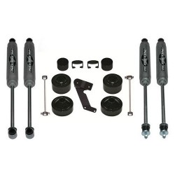 "2,5"" Rubicon Express Lift Kit suspension - Jeep Wrangler JK"