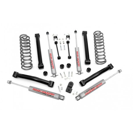 "3,5"" Rough Country Nitro Lift Kit suspension - Jeep Grand Cherokee ZJ"