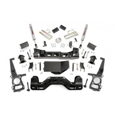 "4"" Rough Country Lift Kit - Ford F150 4WD 09-10"