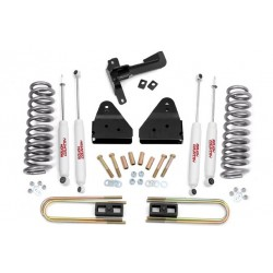 "3"" Rough Country Lift Kit Pro - Ford F250 4WD 08-10"