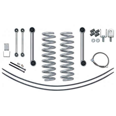 "3,5"" Rubicon Express Lift Kit Suspension - Jeep Cherokee XJ"