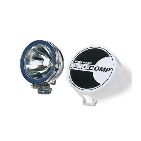"""Light 100W 6"""" chrome Pro Comp"""