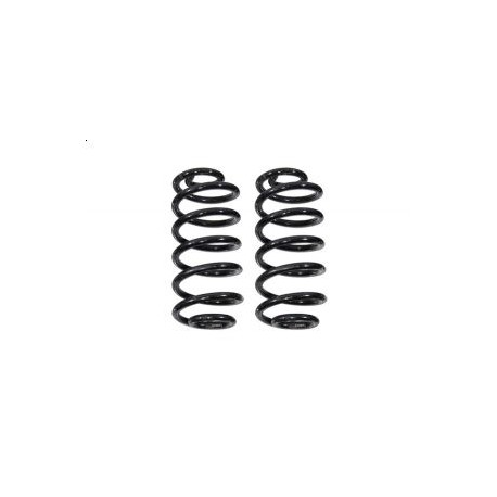 "Rear coil springs Lift 4"" CLAYTON OFF ROAD - Jeep Wrangler TJ"