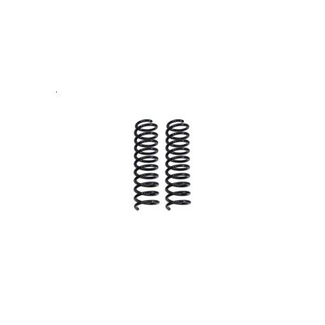 "Rear coil springs Lift 3,5"" CLAYTON OFF ROAD - Jeep Wranger JK"