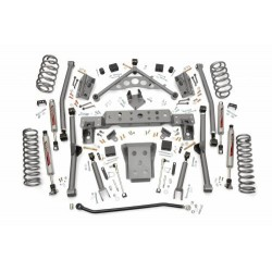 """4"""" Rough Country Long Arm Kit suspension - Jeep Grand Cherokee WJ WG"""