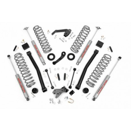 "3,5"" Rough Country Series II Lift Kit - Jeep Wrangler JK 4 door"