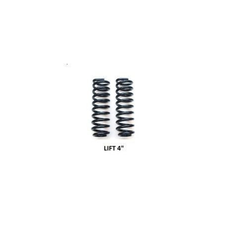 """Front coil springs BDS - Lift 4"""" - Jeep Grand Cherokee WJ"""