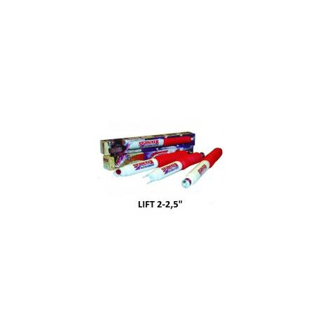 "Front Nitro shock Skyjacker - Lift 2""-2,5"" - Jeep Wrangler YJ"