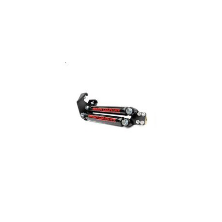 "Dual steering stabilizer HD Rough Country Lift 4-6,5"" - Jeep Wrangler YJ"