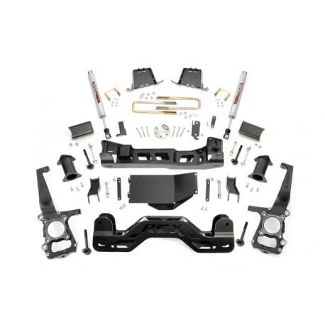 "6"" Rough Country Lift Kit - Ford F150 4WD 09-10"