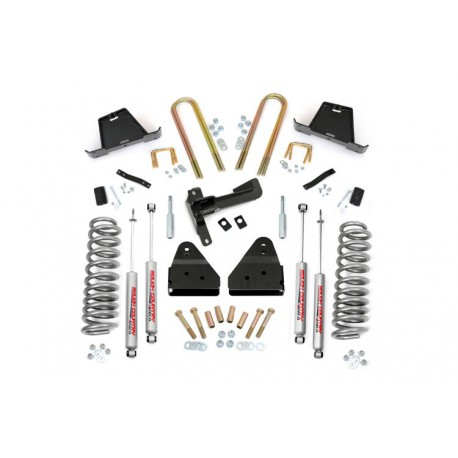 "4,5"" Rough Country Lift Kit - Ford F250 4WD 05-07"